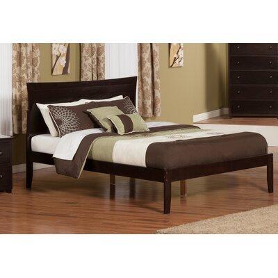 Ahoghill Storage Platform Bed Color: Espresso, Size: Queen