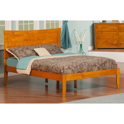 Wrington Storage Platform Bed Color: Caramel Latte, Size: Full