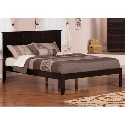 Ahoghill Platform Bed Finish: Espresso, Size: Queen