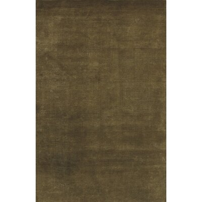 Jamaris Olive Green Area Rug Rug Size: Rectangle 9 x 13