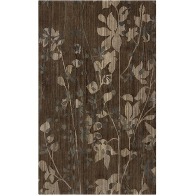 Augustine Taupe Area Rug Rug Size: Rectangle 5 x 8