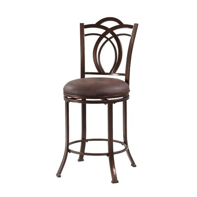Lockridge 24 Swivel Bar Stool