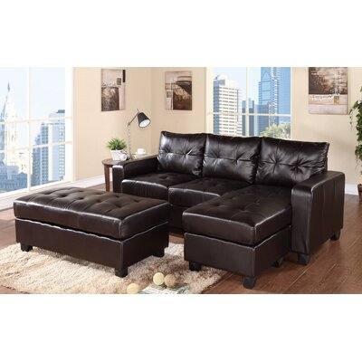 Rockton Reversible Sectional