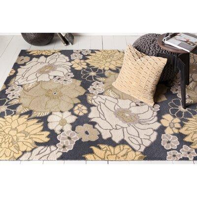 Fort Collins Floral Rug Rug Size: 7 x 10