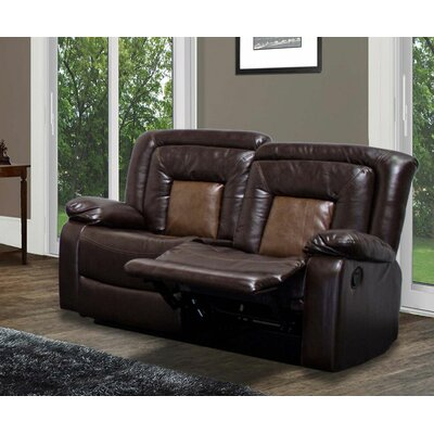 Roodhouse Reclining Loveseat