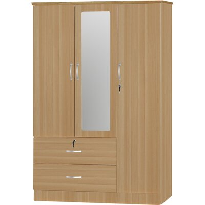 Roquemore Armoire Finish: Beech