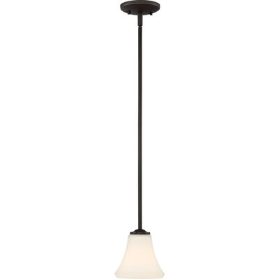 Olsson 1-Light Mini Pendant Finish: Mahogany Bronze