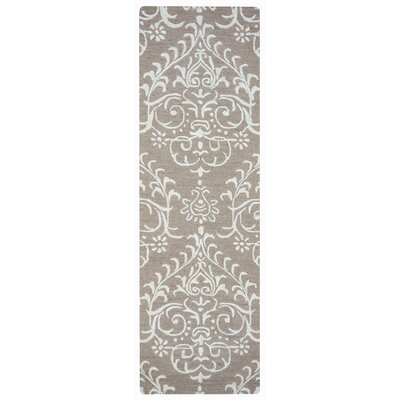 Noland Hand-Tufted  Wool Area Rug Rug Size: Runner 26 x 10