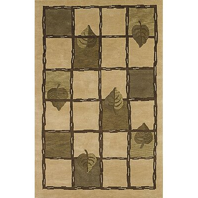 Jamaris Beige Area Rug Rug Size: Rectangle 8 x 11
