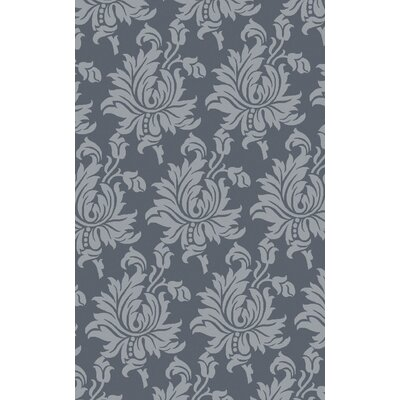 Briargate Slate Area Rug Rug Size: Rectangle 8 x 11