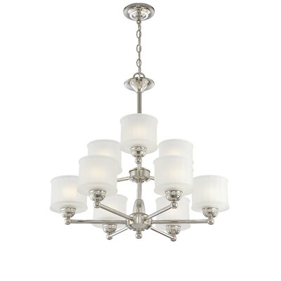Nashville 9-Light Drum Chandelier