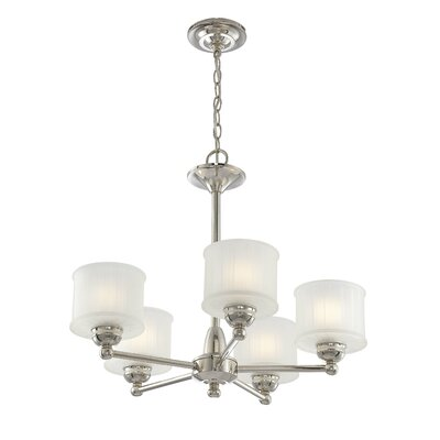 Nashville 5-Light Drum Chandelier