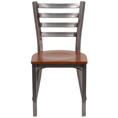 Loughran Side Chair Finish: Cherry