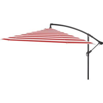 10 Behrendt Polyester Offset Cantilever Umbrella