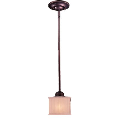 Beckemeyer 1-Light Mini Pendant