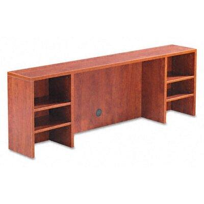 Belle 23.62 H x 70.67 W Desk Hutch Finish: Medium Cherry