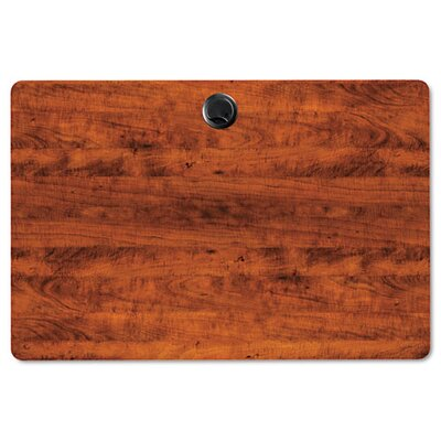 Belle Rectangular Training Table Top Finish: Medium Cherry