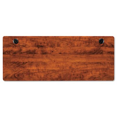 Belle Training Table Top Finish: Medium Cherry
