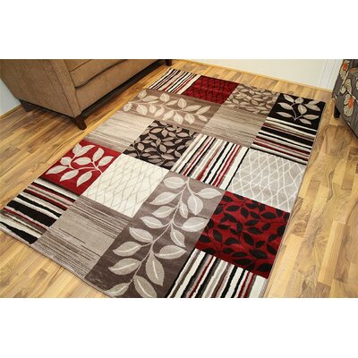 Chapman Beige Indoor/Outdoor Area Rug Rug Size: 5 x 7