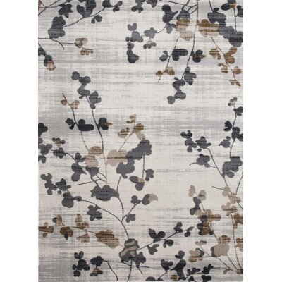 Chapman Ivory Indoor/Outdoor Area Rug Rug Size: 5 x 7
