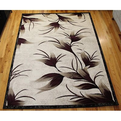 Chapman Beige Area Indoor/Outdoor Rug Rug Size: 5 x 7