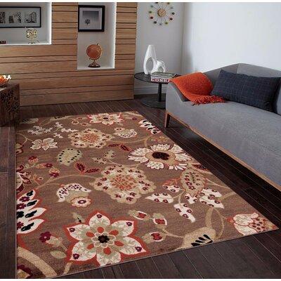 Chapman Ivory Indoor/Outdoor Area Rug Rug Size: 52 x 72