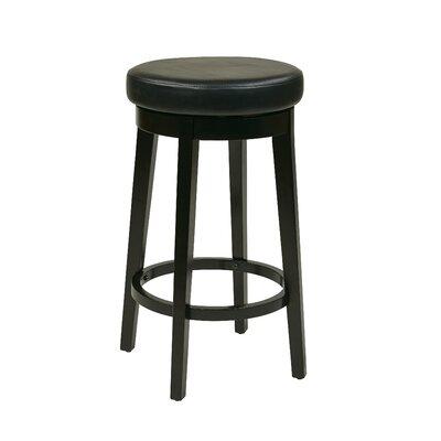 Chesterhill 30.25 Bar Stool Upholstery: Espresso