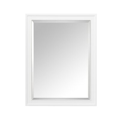 Chesterville 24 x 32 Surface Mount Medicine Cabinet Finish: White