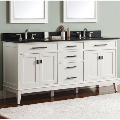 Chesterville 72 Bathroom Vanity Base