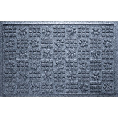 Conway Doormat Color: Bluestone