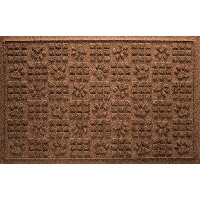Conway Doormat Color: Dark Brown