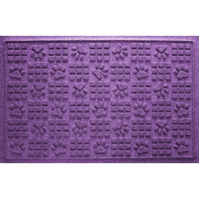 Conway Doormat Color: Purple