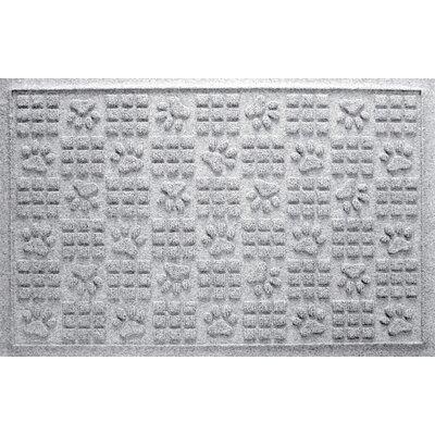 Conway Doormat Color: White