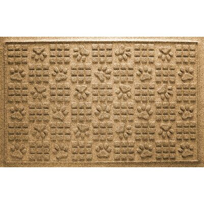 Conway Doormat Color: Gold