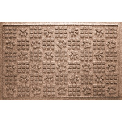 Conway Doormat Color: Brown