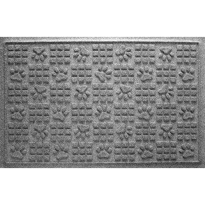 Conway Doormat Color: Gray
