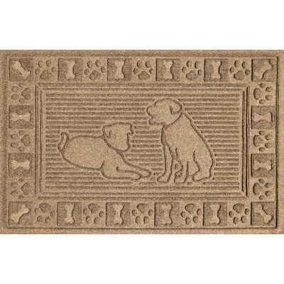 Conway Doormat Color: Camel