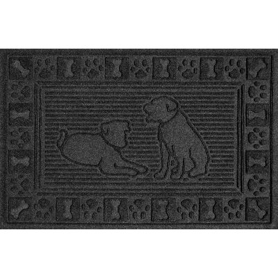 Conway Doormat Color: Charcoal