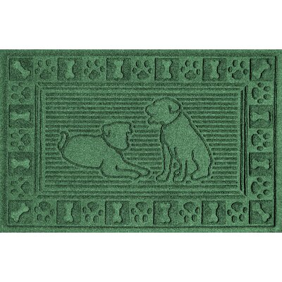 Conway Doormat Color: Light Green