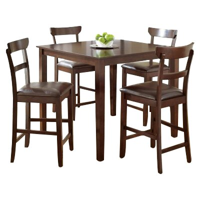 Cotswold 5 Piece Counter Height Dining Set