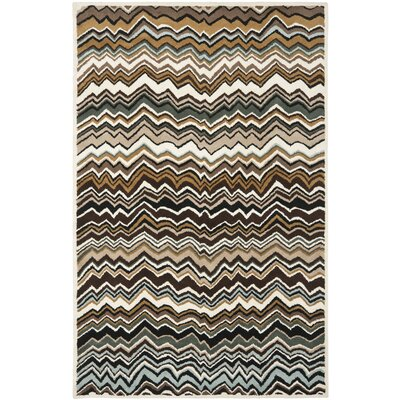 Marquette Area Rug Rug Size: Rectangle 3 x 5