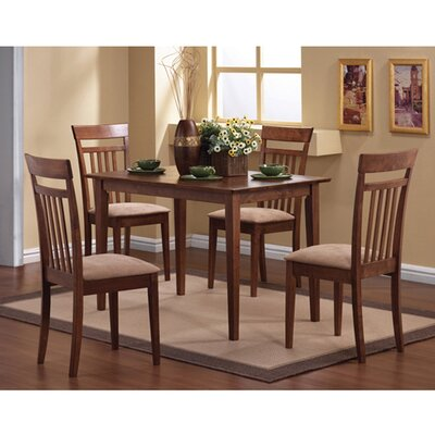 Galeton 5 Piece Dining Set
