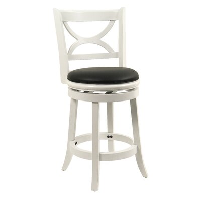 Lakemoore 24 Swivel Bar Stool