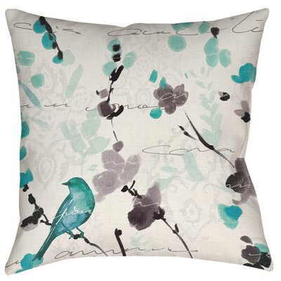 Hackler Indoor/Outdoor Throw Pillow Size: 16 H x 16 W x 4 D