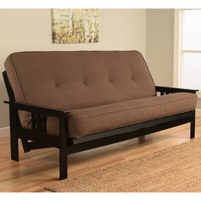 Red Barrel Studio RDBL4869 Leavittsburg Futon and Mattress