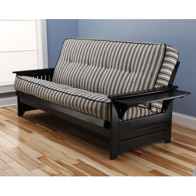 Lebanon Futon and Mattress Frame Finish: Dark Navy
