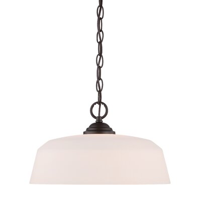 Lafrance 1-Light Mini Pendant Finish: Oil Rubbed Bronze
