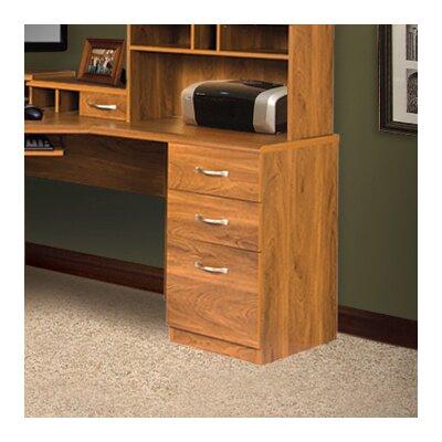 Lewisville 30 H x 31.5 W Desk File Pedestal