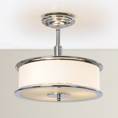 Midvale 3-Light Semi-Flush Mount