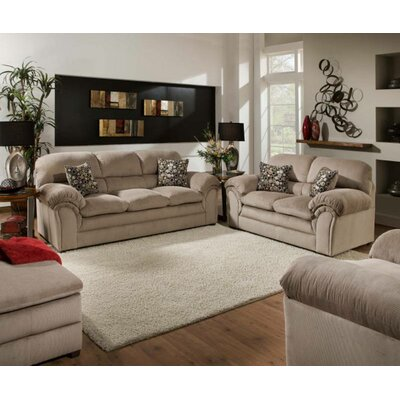 Plagido Configurable Living Room Set